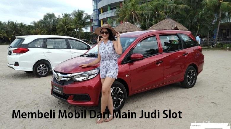 Membeli Mobil Dari Main Judi Slot