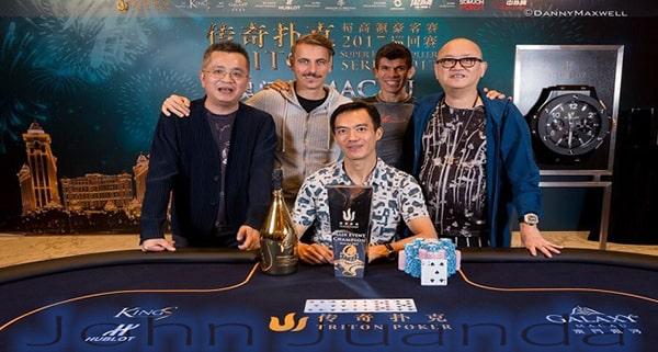 John Juanda Pemain Judi Poker Ternama Dunia